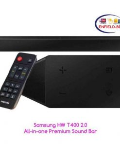 Samsung HW T400 2.0 All-in-one Premium Sound Bar Buy Now in Bangladesh