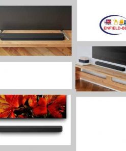 Sony S100f 2.0ch Soundbar With Bass Reflex Speaker Integrated Tweeter Bluetooth (1)