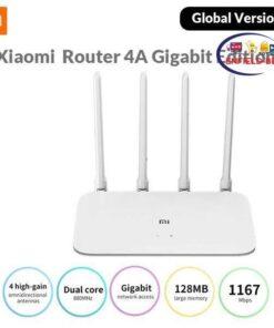 Xiaomi Mi 4A | Gigabit Edition | 1200Mbps Dual Band | Global Version Router
