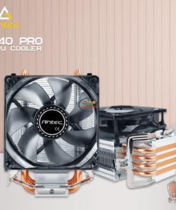 Computer Accessories & Peripherals Gadget ANTEC A40-PRO CPU COOLER 92mm LED PWM Fan Aluminum Base Enfield-bd.com