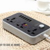 Gadget Home & Living LDNIO MULTIPLUG 3.4A 6 USB ELECTRICAL SOCKET EXTENSION Enfield-bd.com